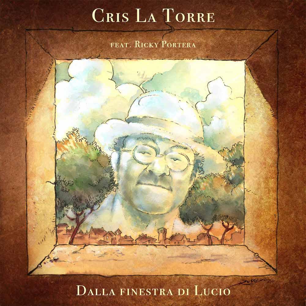 Cris La Torre Bologna Album Dalla Finestra di Lucio